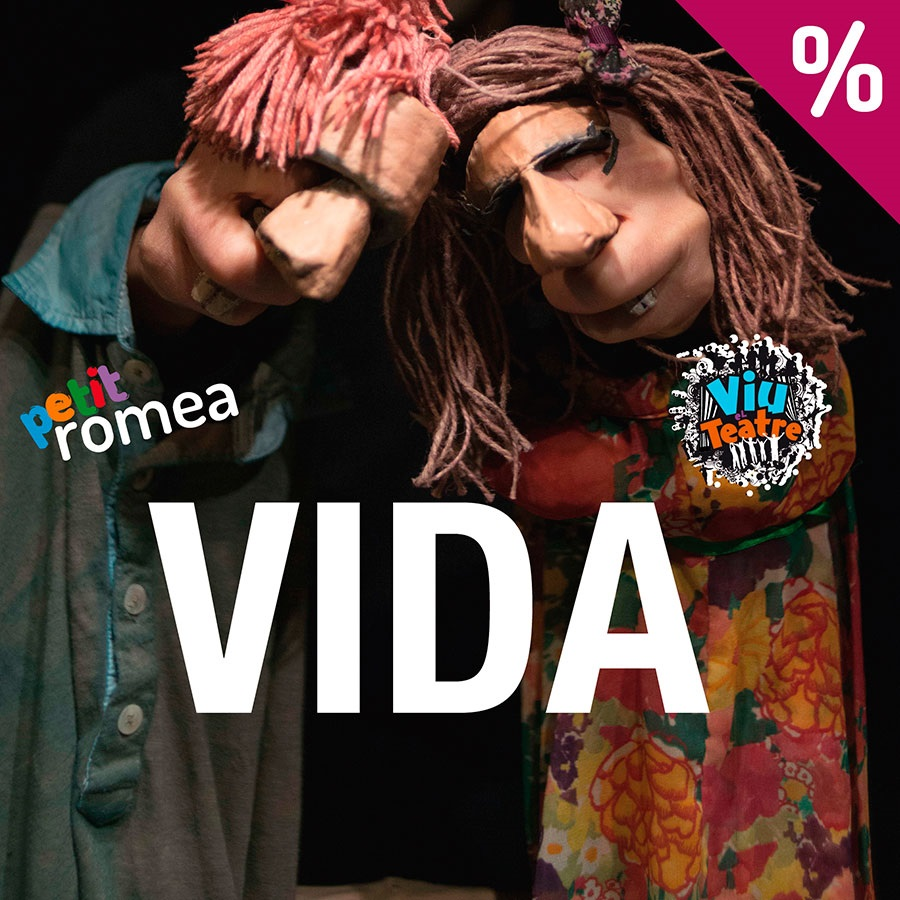 vida petit romea barcelona teatre familiar