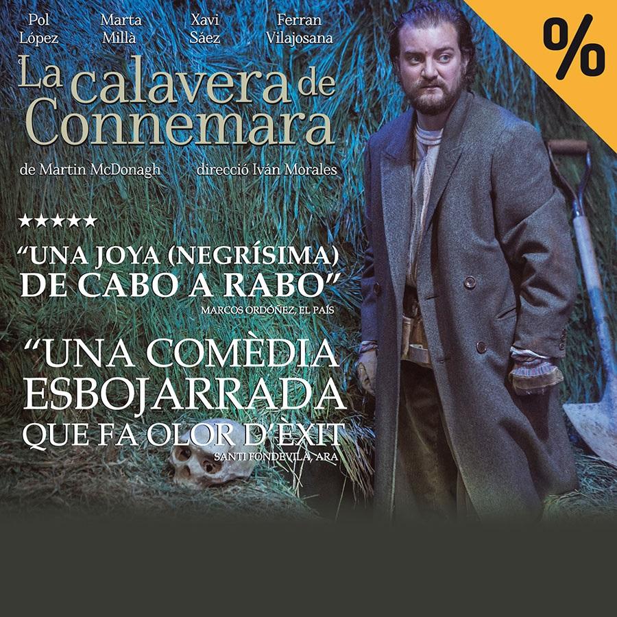la calavera de connemara la villarroel teatre barcelona