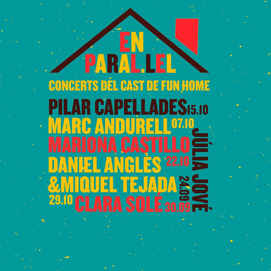 En Paral·lel. Fun Home - ONYRIC Teatrel Condal