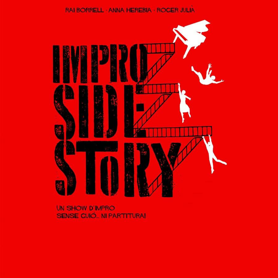 Impro Side Story - ONYRIC Teatre Condal