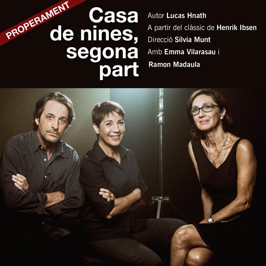 Casa de nines, segona part Teatre Romea Barcelona