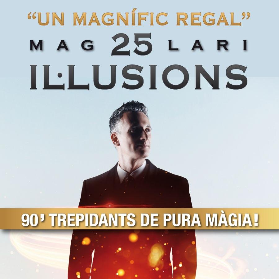 25 il·lusions mag lari barcelona
