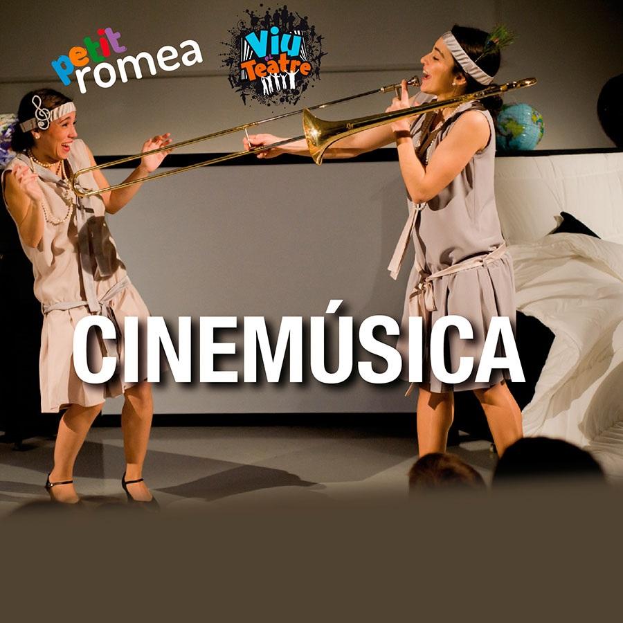 cinemúsica teatre infantil barcelona