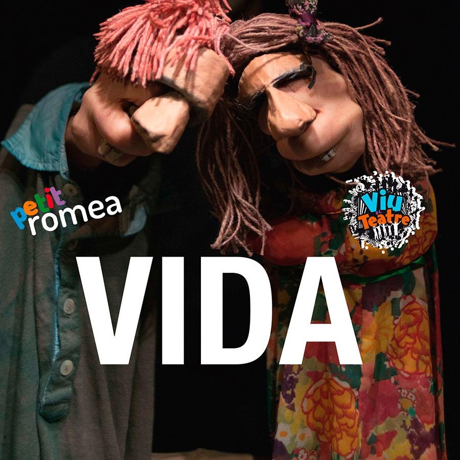 vida teatro infantil barcelona