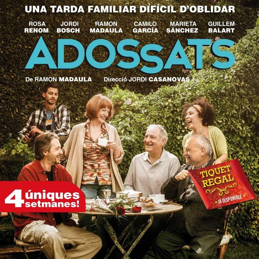 adossats teatre romea barcelona