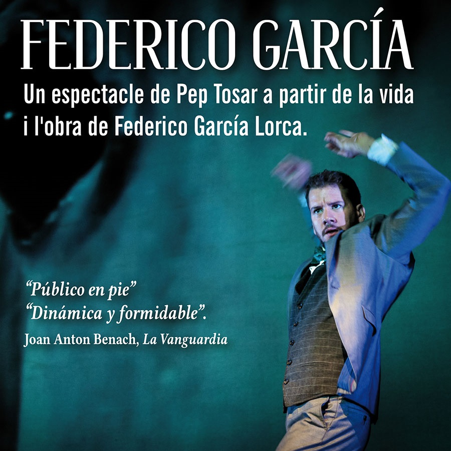 federico garcia teatre romea barcelona