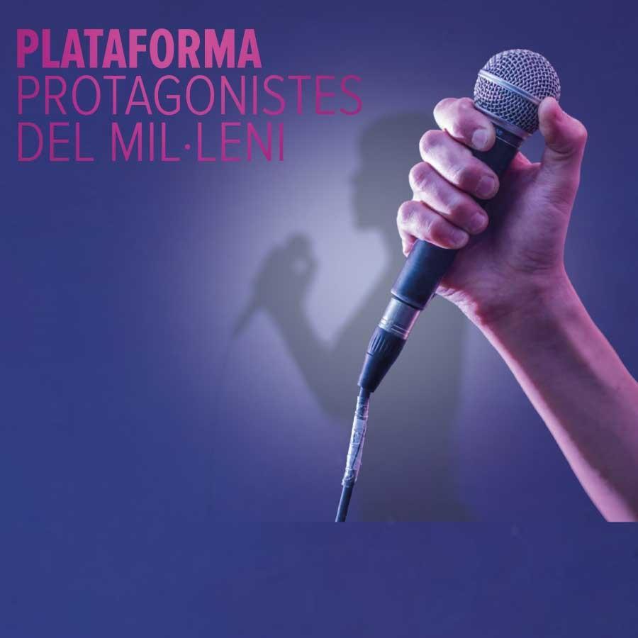 Plataforma. Protagonistes del mil·leni Teatre Condal Barcelona