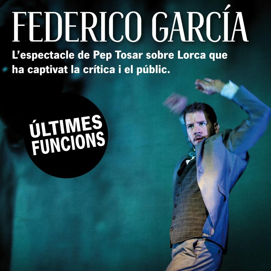 federico garcia teatre goya barcelona