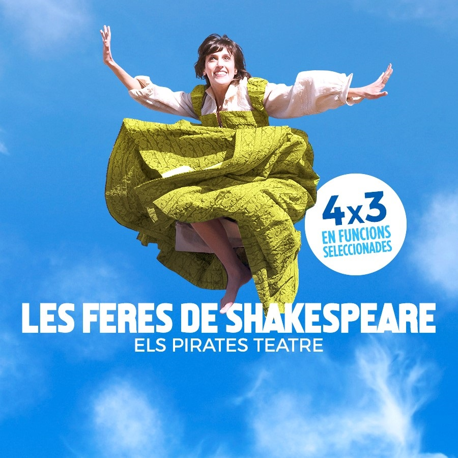 les feres de shakespeare teatre condal barcelona