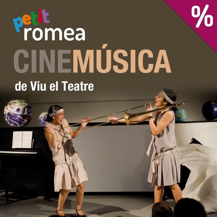 cinemúsica teatre petit romea barcelona