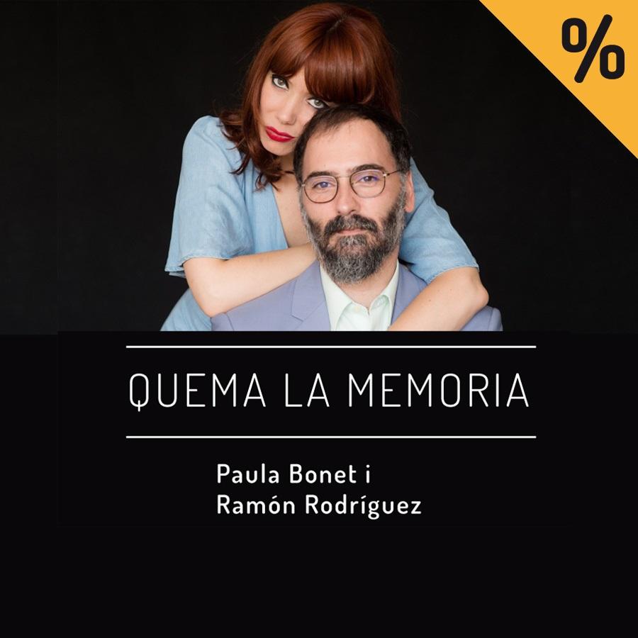 quema la memoria off teatre la villarroel barcelona