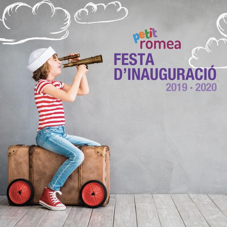 Festa d'Inauguració Petit Romea 2019-2020