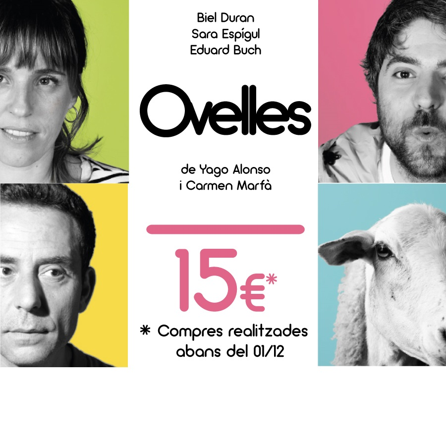 ovelles teatre la villarroel barcelona