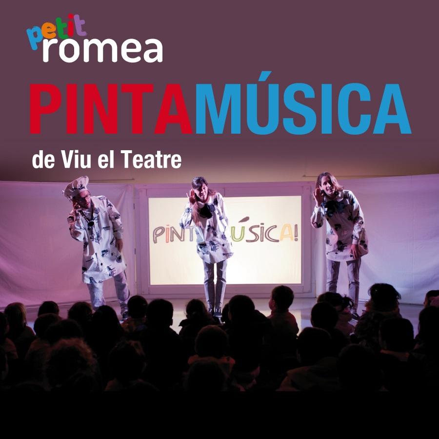 pintamúsica teatre petit romea barcelona