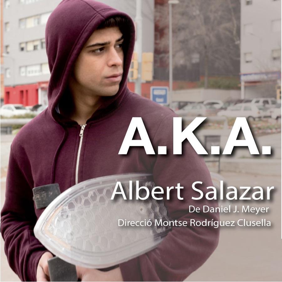 a.k.a. also known as teatre la villarroel barcelona