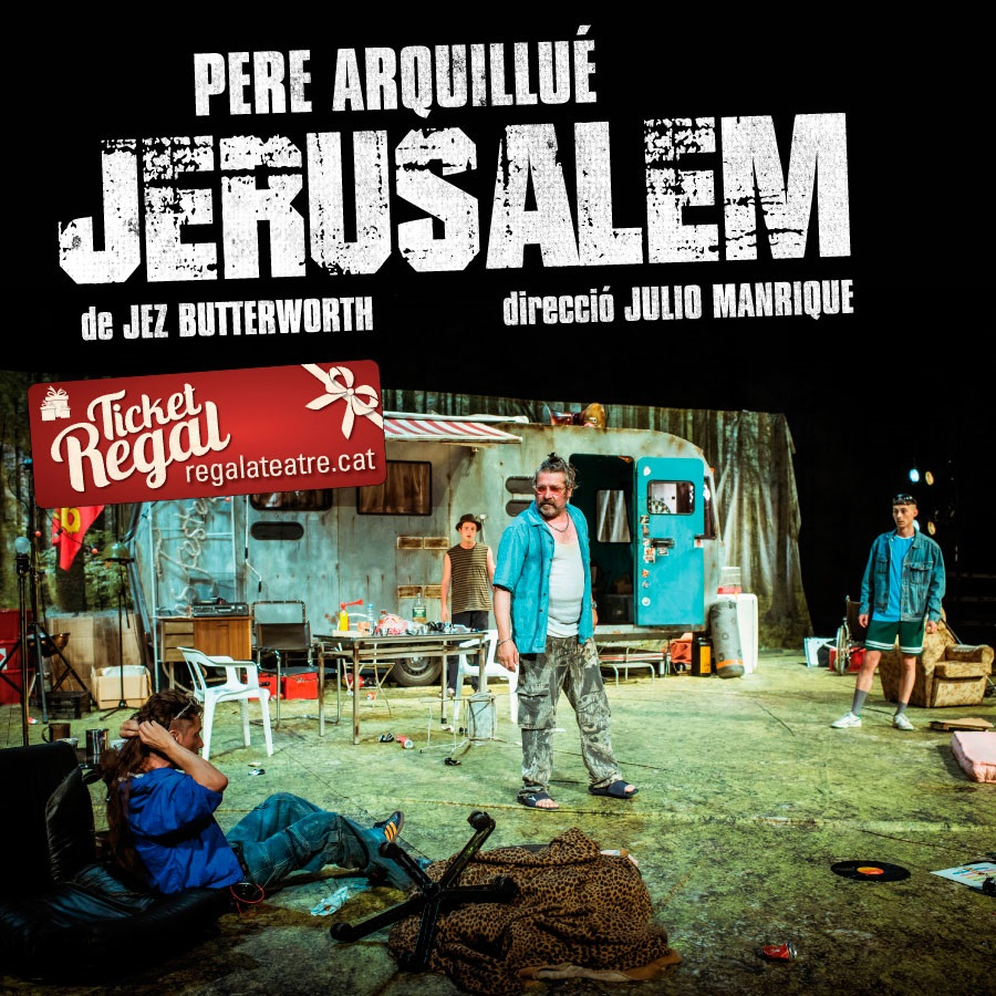 jerusalem teatre romea barcelona