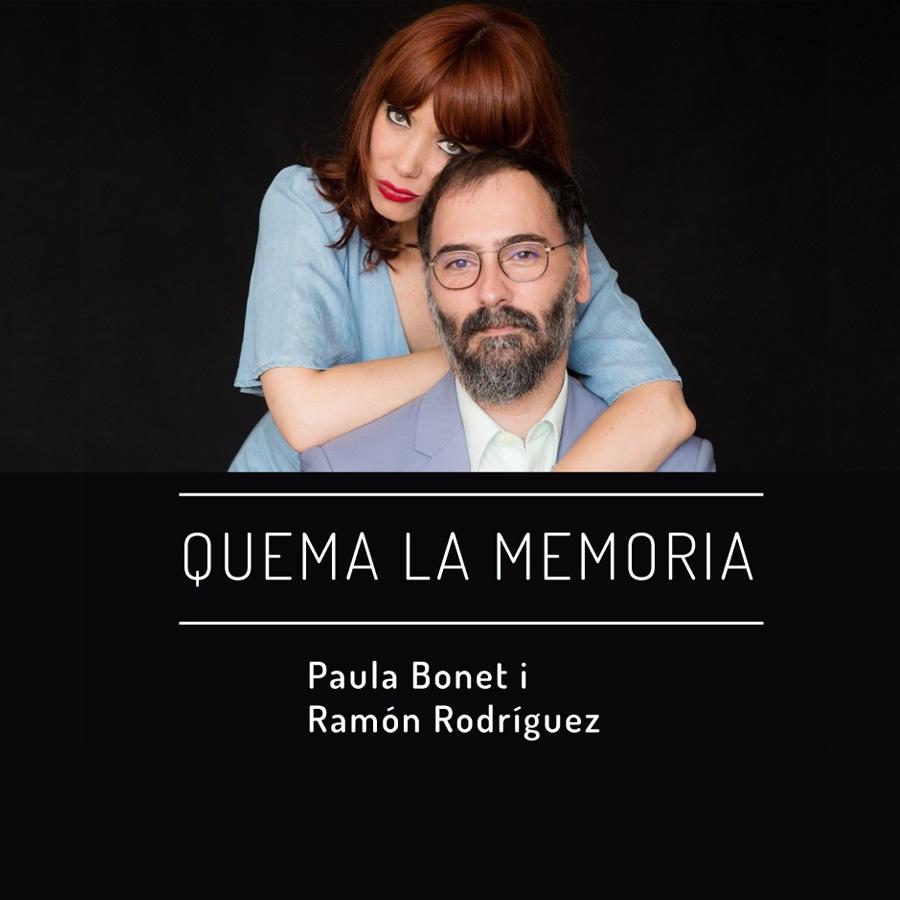 Quema la memoria, de paula bonet i ramon rodriguez, al teatre la villarroel de barcelona