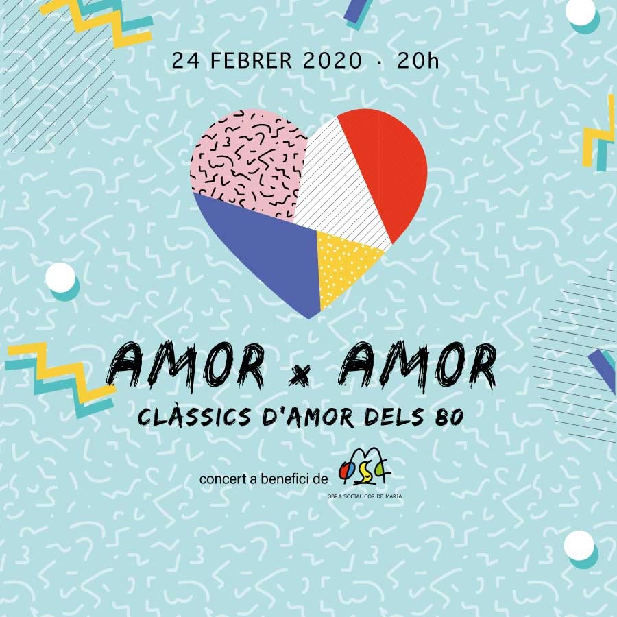 amor por amor al teatre romea de barcelona