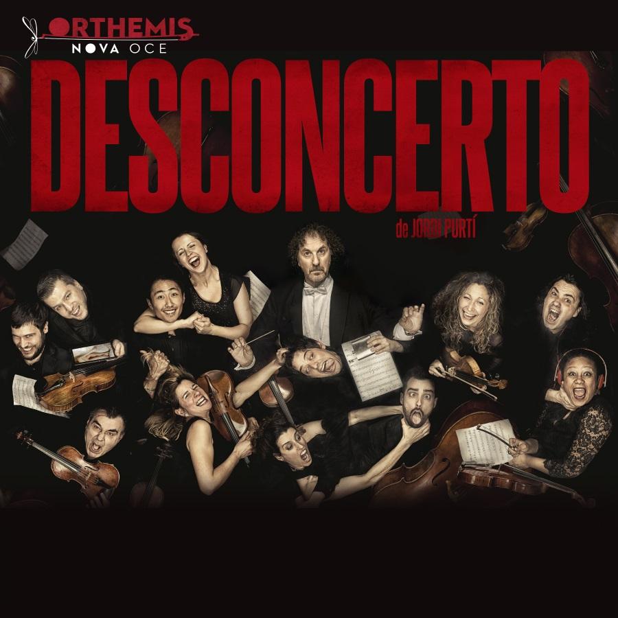 Desconcerto al teatre condal de barcelona amb la orquestra cambra del emporda