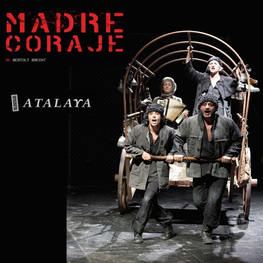 madre coraje al teatre romea de barcelona