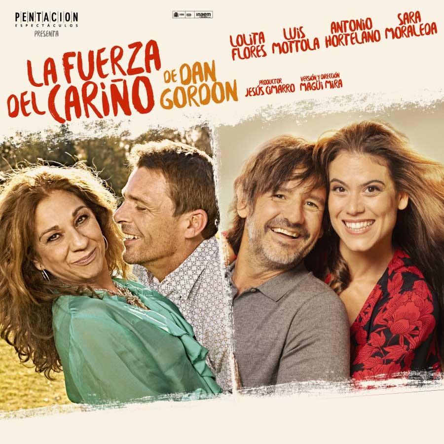 la fuerza del cariño al teatre goya de barcelona