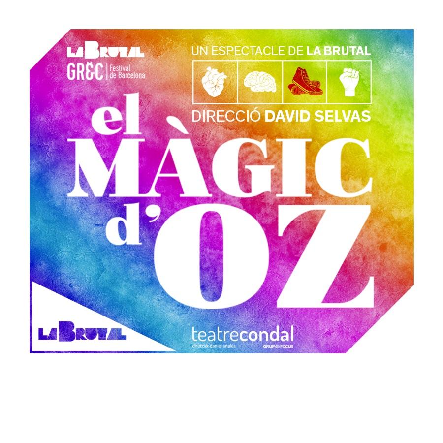 el màgic d'oz al teatre condal de barcelona