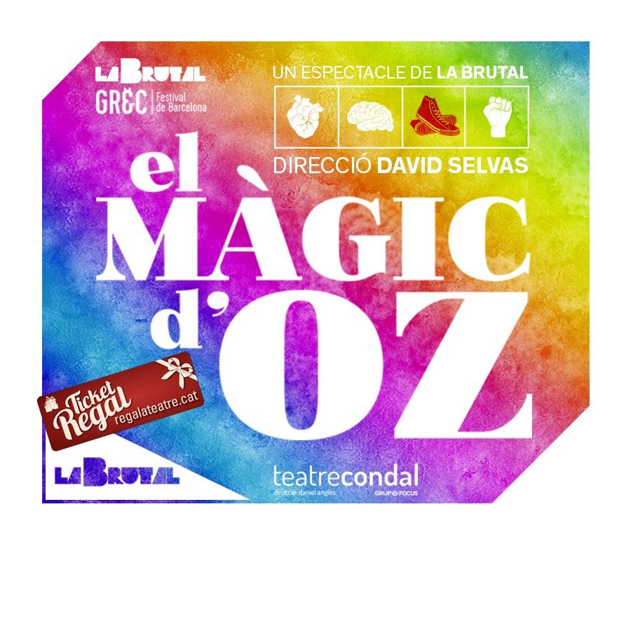 el magic doz al teatre condal de barcelona