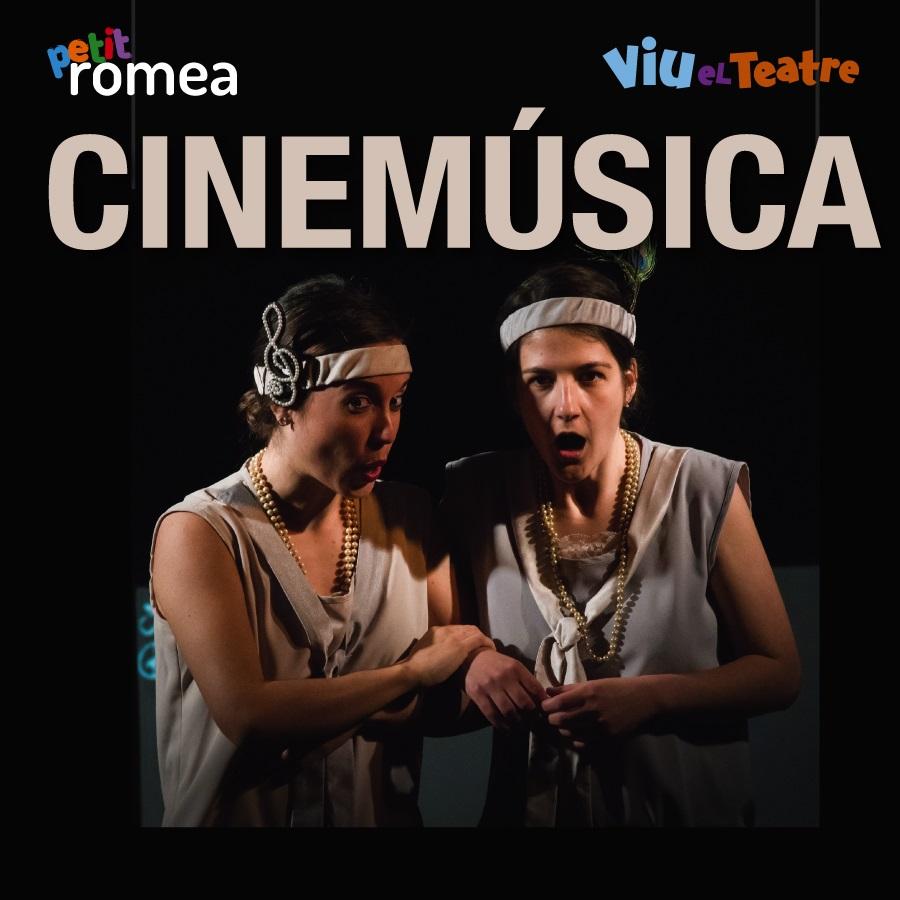 cinemusica al teatre romea de barcelona