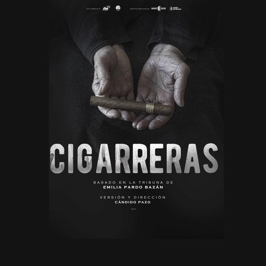 cigarreras al teatre romea de barcelona