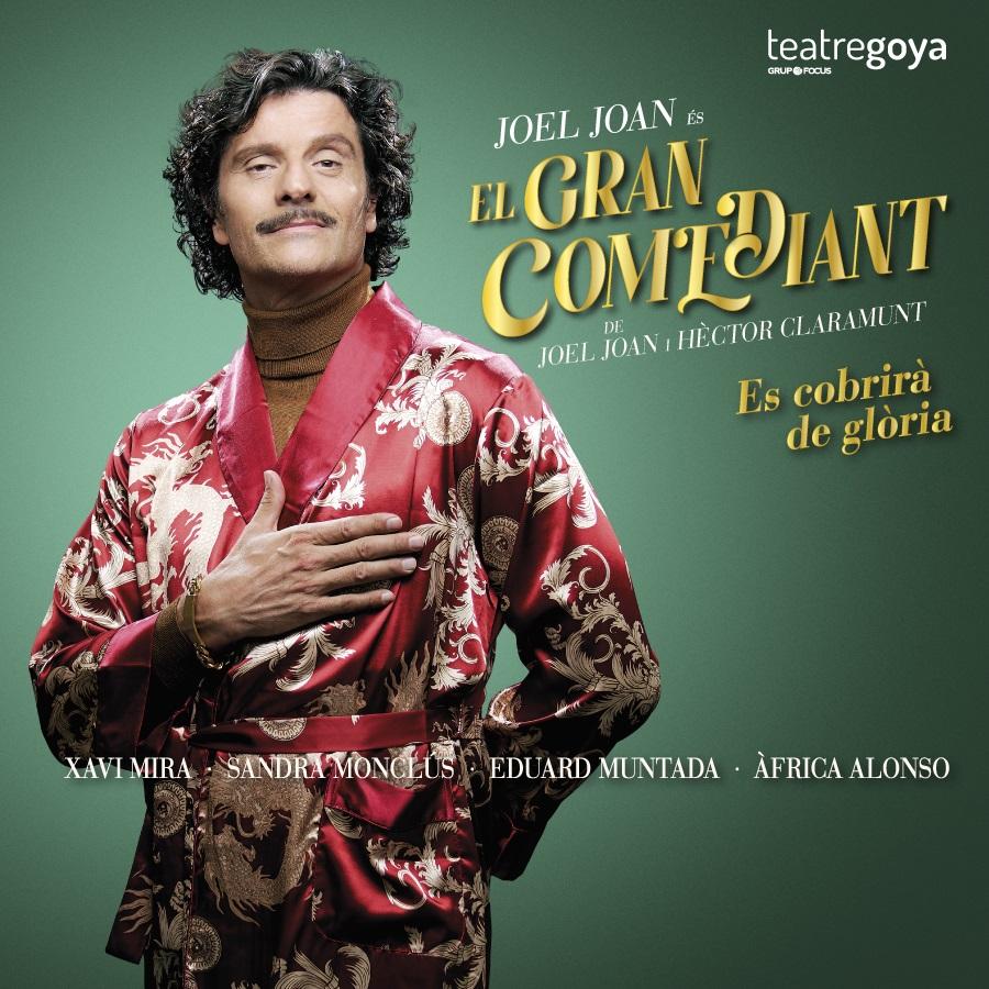 el gran comediant al teatre goya de barcelona