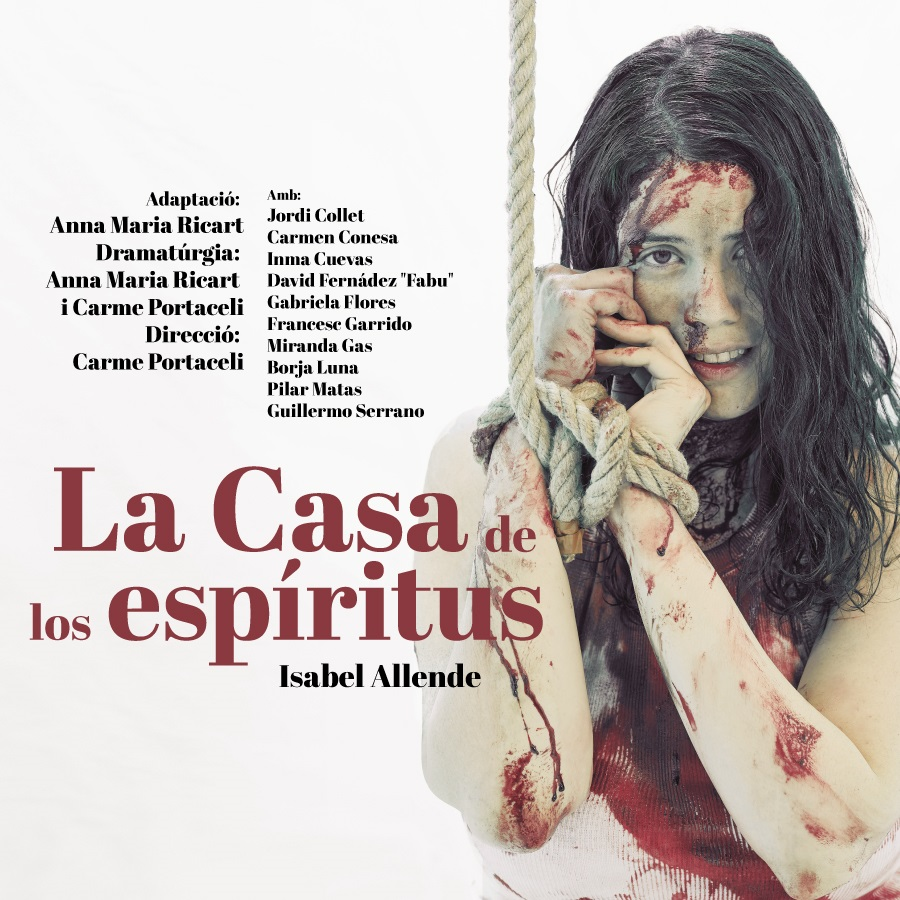la casa de los espiritus al teatre romea de barcelona