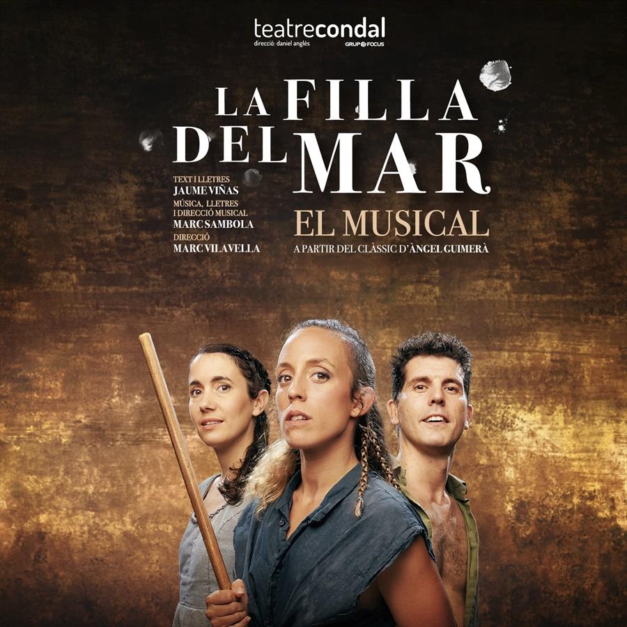 la filla del mar al teatre condal de barcelona