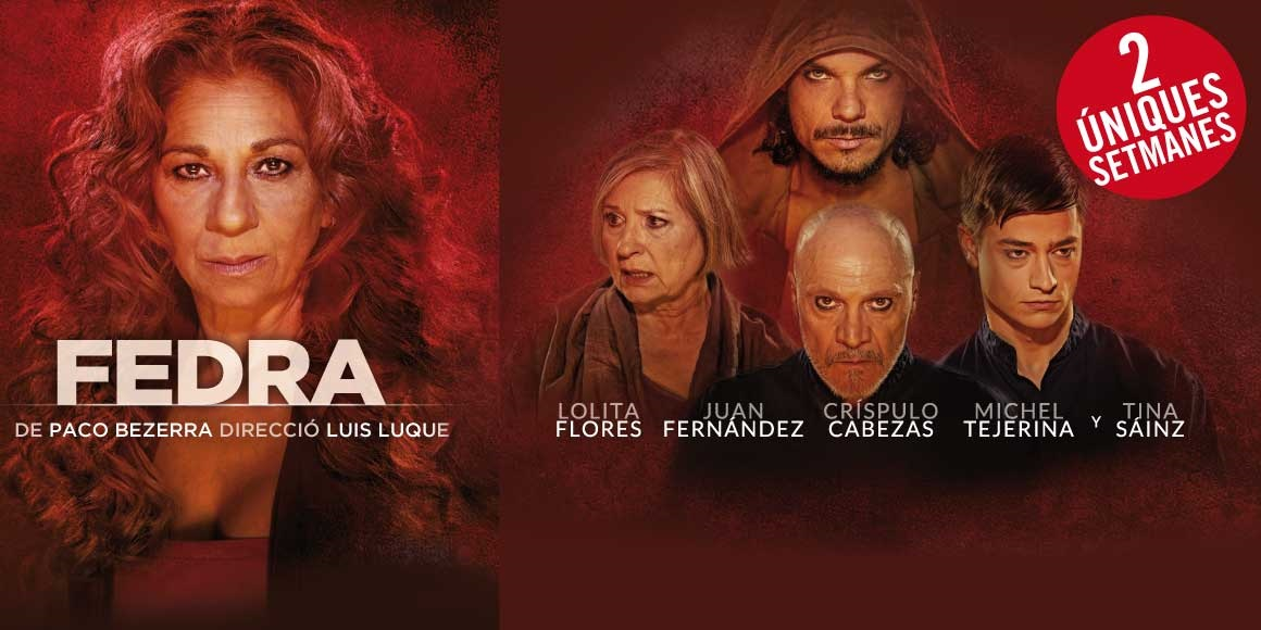 fedra lolita flores teatre goya barcelona