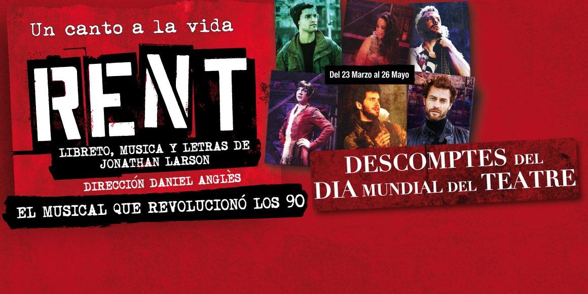 rent el musical teatre condal barcelona