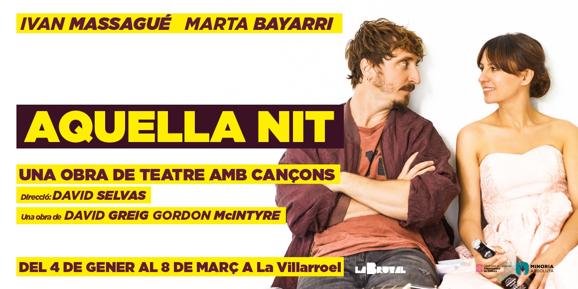 aquella nit teatre la villarroel barcelona