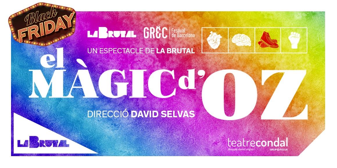 el magic de oz al teatre condal de barcelona