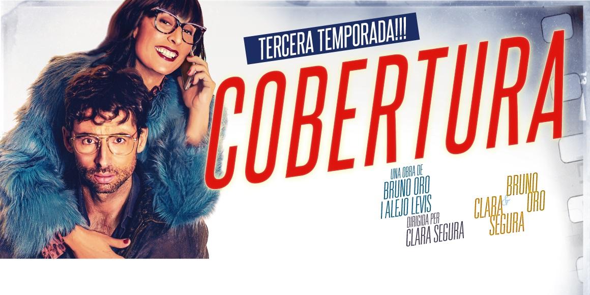 Cobertura al Teatre Condal de Barcelona